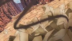 Agitador de Tierra anime