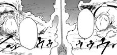 Yatsufusa tomando el poder de Run y Natala