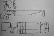 Gewehre Soldaten