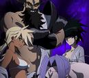 Four Rakshasa Demons