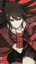 Akame manga color