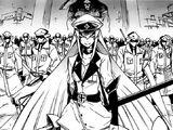 Esdeath/Manga