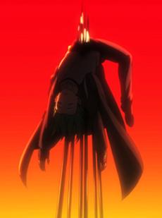 Lubbock muere frente a Tatsumi