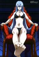 Esdeath Bikini Megami