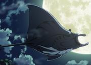 Manta Aérea (Anime)
