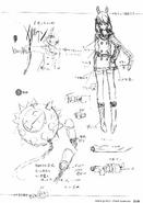 Rough Sketch Seryu