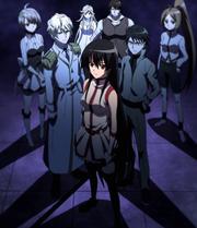Elite Seven Anime