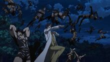 Akame ga Kill Episode 11
