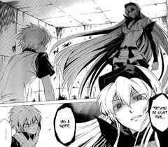Esdeath proclama la muerte de Tatsumi