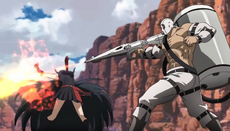 Bols atacando a Akame