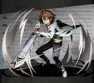 Divine Gate Tatsumi Power Up
