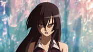 Akame pissed off