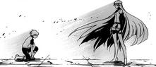 Esdeath Tatsumi morira