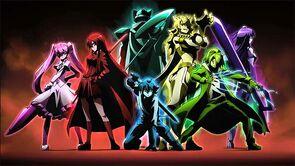 Akame-ga-Kill gruppe