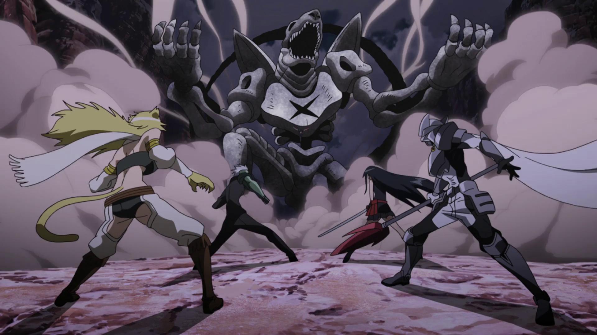 Desta Ghoul Kurome S Puppets Akame Ga Kill Famous Anime