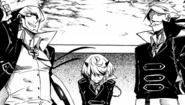 Three Beasts Manga