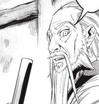 Strange Elder