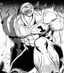 Bestia Peligrosa Colosal