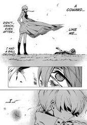 Lubba death manga