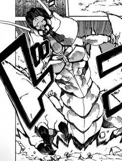 Dragon de Tierra manga