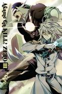 Volume 3 extra cover (Zero)