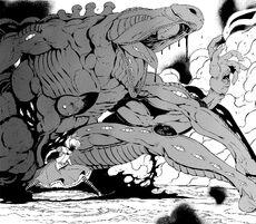 Dorothea invoca una Bestia Peligrosa