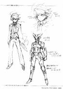 Rough Sketch Tatsumi