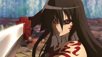 Carta de Triunfo de Akame Anime