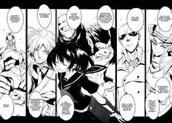 Capítulo 30 Kurome explica la historia de cada Cadáver