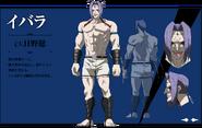 Ibara's Anime Design