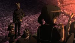 Dark Squad anime