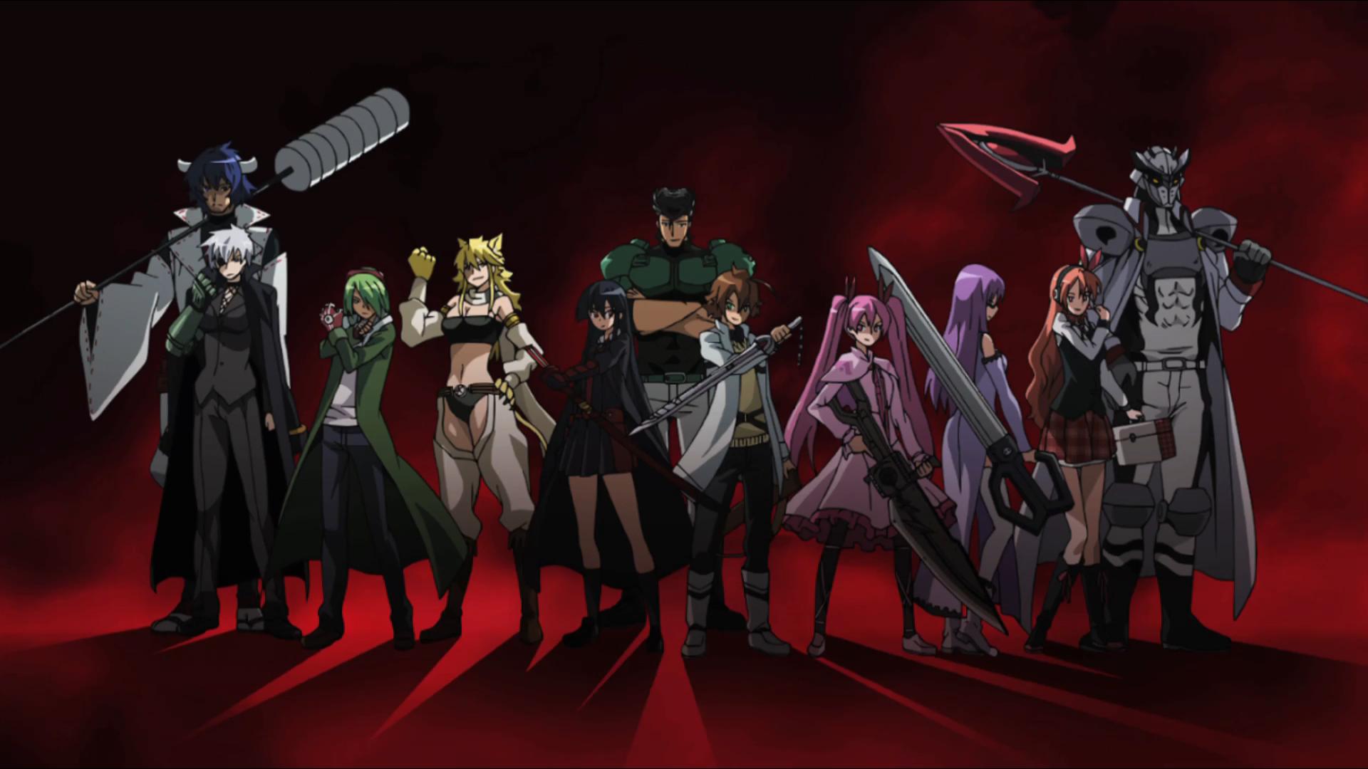 Night Raid Akame Ga Kill Wiki Fandom