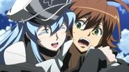 Esdeath and Tatsumi's Date (2)