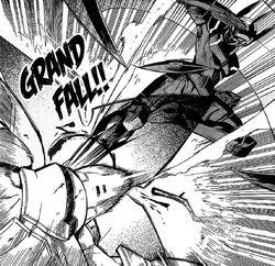 Grand Fall manga