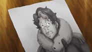 Iwokura Mugshot Anime