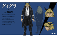 Daidara's Anime Design