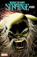 Doctor Strange Vol 1 385 Hulk Variant