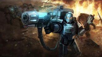 Traitor Space Marines Tribute - Way Down We Go Warhammer 30 000 Horus Heresy Music Video GMV AMV