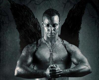 Anjo-negro