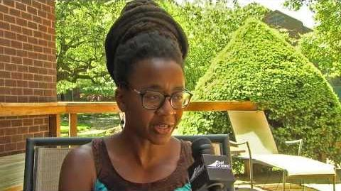 Nnedi Okorafor - a very short conversation