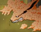 Dziewięcioogoniasty kusi swoją czakrą Naruto