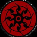Mangekyō Sharingan de Kurohana