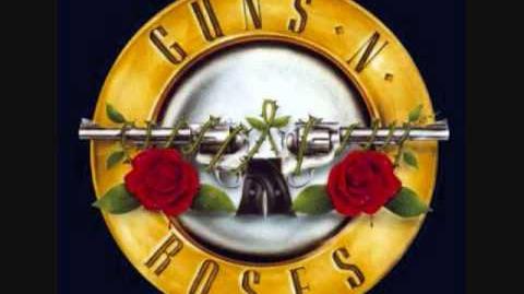 Guns N' Roses-Live and Let Die W Lyrics