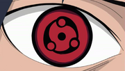 Madara Mangekyo Sharingan HD