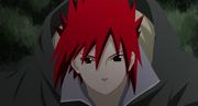 Sasuke se dirige hacia Yukigakure