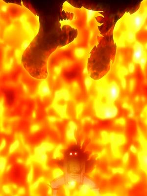 Estilo del Dragón de Fuego