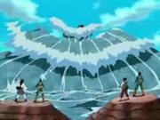 Elemento Agua- Ola Explosiva