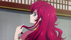 Yona se queja de su cabello