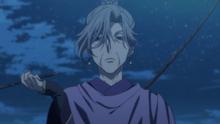 Gi-Gan orders to sink Kum-Ji's ship