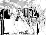 El Dragón Oscuro y el Feliz Grupo de Hambrientos